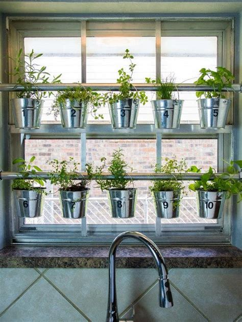 kitchen garden window ideas 33 creative ways to include indoor plants in your home