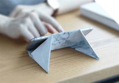 origami stand fodi origami stand supports smartphones tablets and