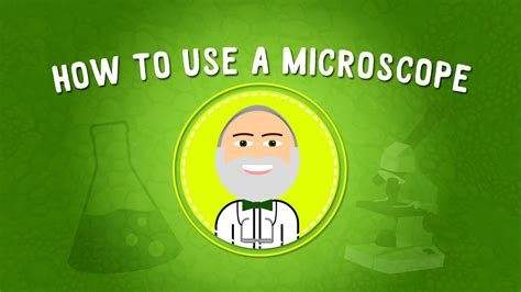 how to ise how to use a microscope stem