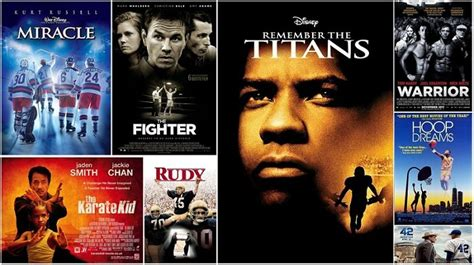 best sports movies top 20 best inspirational sports movies