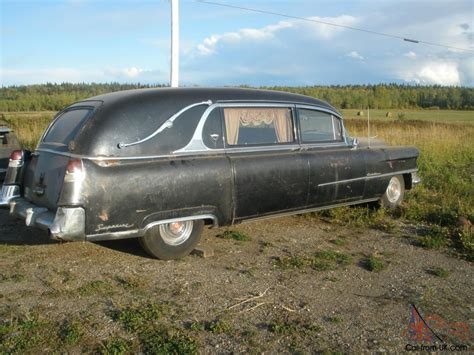 1955 Cadillac Hearse by Cadillac Hearse For Sale Uk