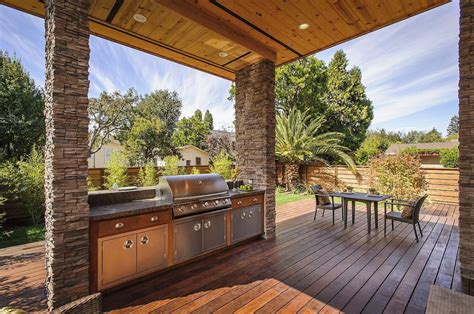 outdoor patio kitchen ideas top 15 outdoor kitchen designs and their costs 24h site plans for building permits site plan