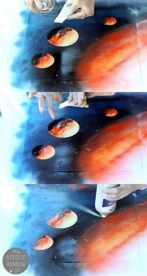 spray paint in canvas 25 best ideas about spray paint canvas on
