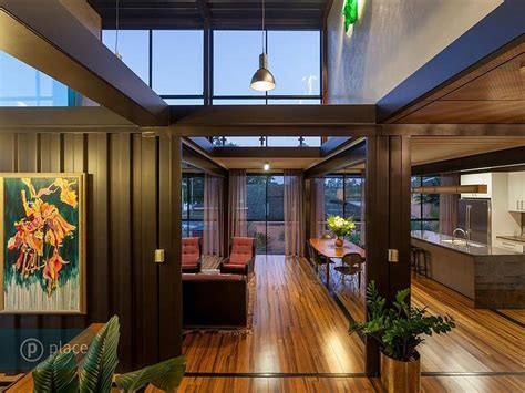 shipping container home in brisbane queensland