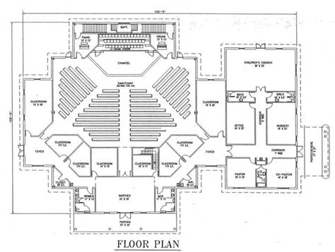 small church floor plans small church building plans church plan 129 lth steel structures church building