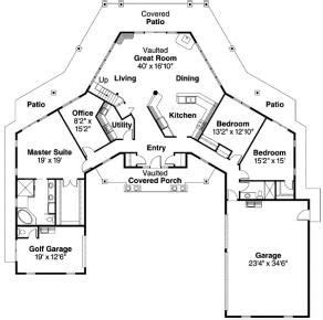 u shaped home with unique floor plan 47 best images about u shaped houses on house