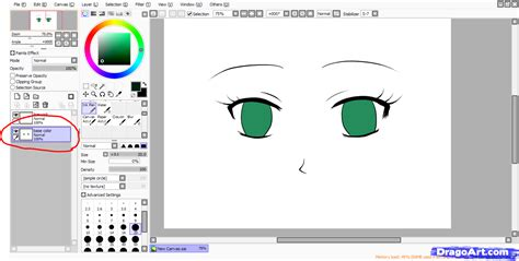 paint tool sai free how to color paint tool sai step by step coloring