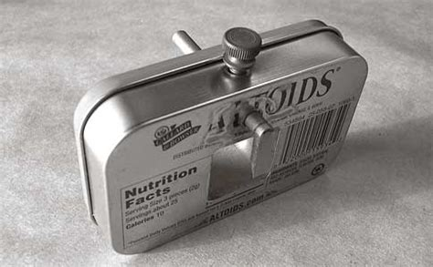 manly craft projects 22 ways to reuse an altoids tin the of manliness
