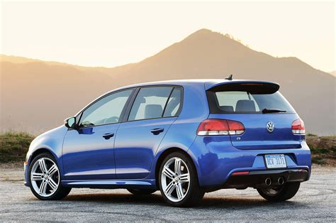 2012 Volkswagen Golf R by 2012 Volkswagen Golf R Review Photo Gallery Autoblog