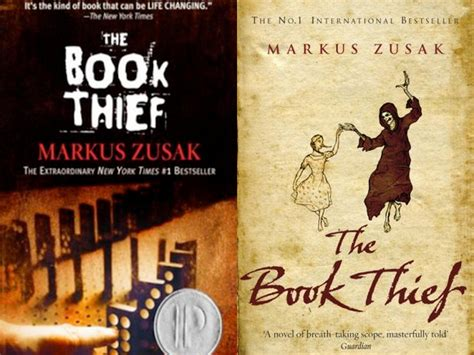 book thief pictures review the book thief the and books