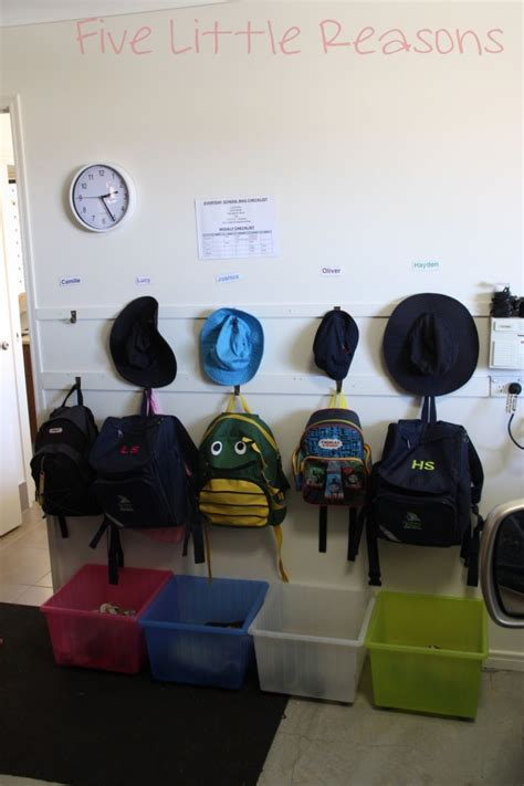 backpack storage solutions diy family shoe storage solutions andrea s notebook