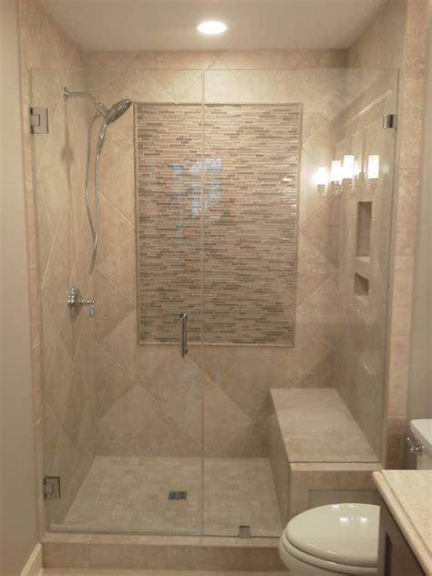 bathroom shower door frameless shower doors contemporary bathroom