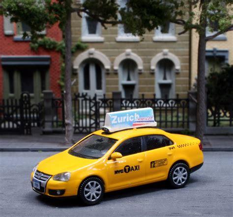 Volkswagen New York City by New York City Volkswagen Jetta Taxi