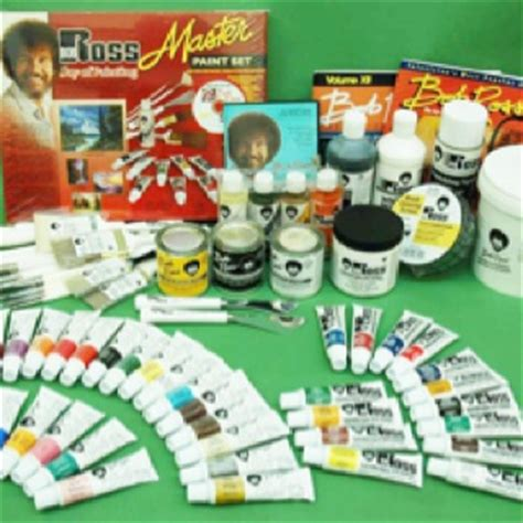 bob ross ultimate painting kit bob ross painting kit pictures photos