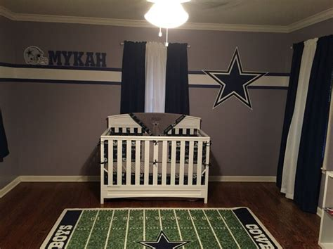 dallas cowboys bedroom ideas 17 best ideas about dallas cowboys nursery on