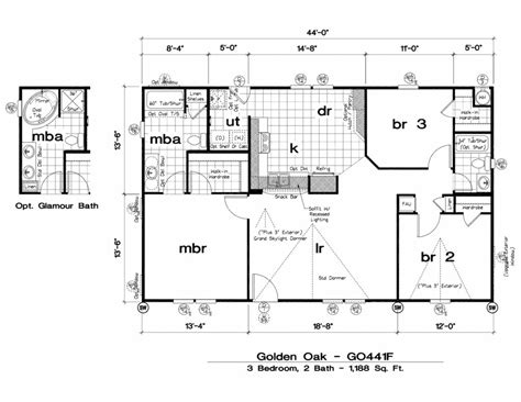 floor plans for manufactured homes new new manufactured homes floor plans new home plans design