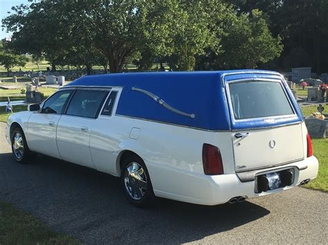 2000 Cadillac For Sale by 2000 Cadillac Superior Statesman Coach Hearse For Sale