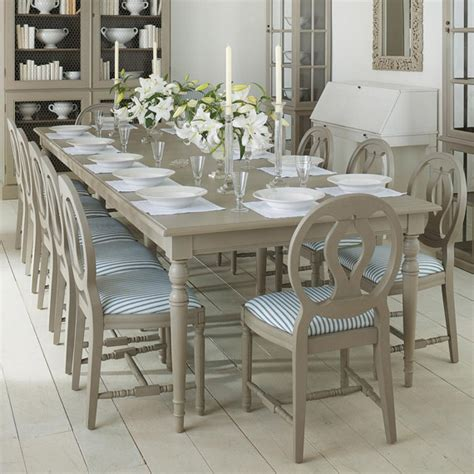 painted dining table stola extending dining table painted wood oka