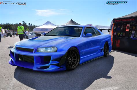 Skyline Gtr R 34 by Nissan Skyline Gtr R 34 By Mateus12345 On Deviantart