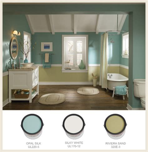 behr paint colors interior bathroom colorfully behr seaside decor