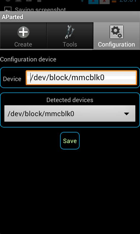 how to make two partitions on sd card aparted partition sd card from android basedroid