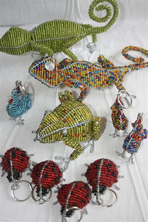 bead and wire animals best 25 bead animals ideas on