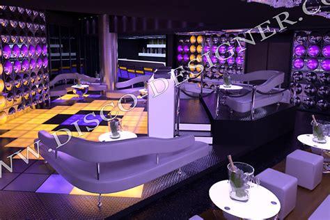 Furniture Layout disco lounge sofa