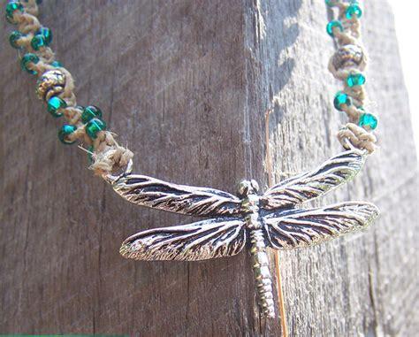 handmade beaded jewelry sale sale unique handmade hemp jewelry dragonfly beaded
