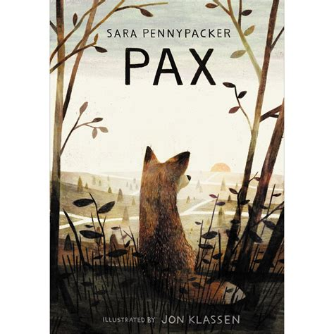 Pax By Pennypacker Reviews Discussion Bookclubs