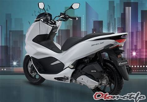Pcx 2018 Abs Harga by Harga Honda Pcx 2018 Spesifikasi Abs Dan Cbs Otomotifo