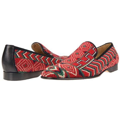 beaded shoes donald j pliner pontsp glass beaded loafers tomato carpet