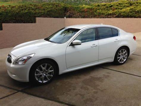 purchase used 2009 infiniti g37 sedan 25 000 miles 6 speed manual transmission in morgan hill