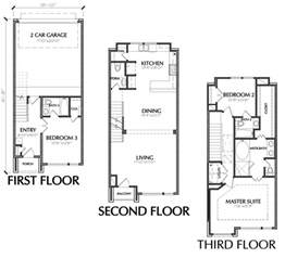3 story townhouse floor plans 3 story townhouse floor plans 28 images 3 story