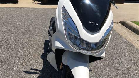 Pcx 2018 White by 2018 Honda Pcx150 Pearl White