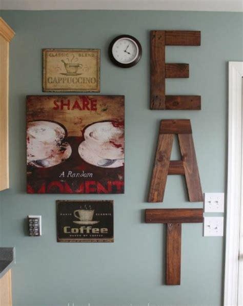kitchen wall decor ideas diy 18 diy wall decor ideas for attractive home