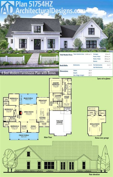 farmhouse floor plans with pictures best 25 modern farmhouse plans ideas on farmhouse plans modern farmhouse floor