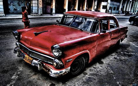 Car Vintage Wallpaper by Classic Cars Wallpapers Wallpaper Cave