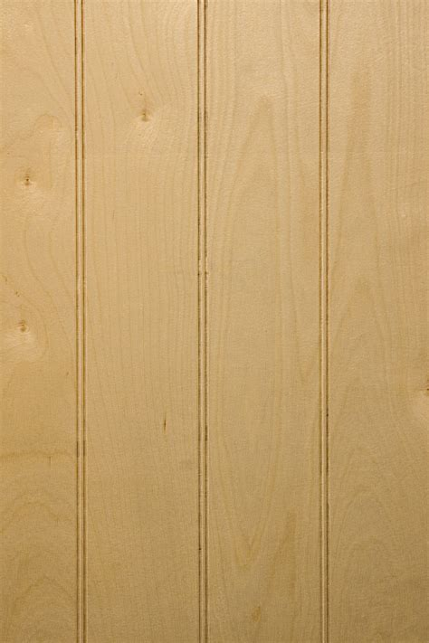 beaded paneling paneling 4 quot beadboard collection unfinished birch veneer
