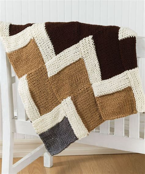 easy afghans to knit easy knit zigzag afghan knitting