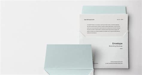envelope letter psd mockup vol3 psd mock up templates