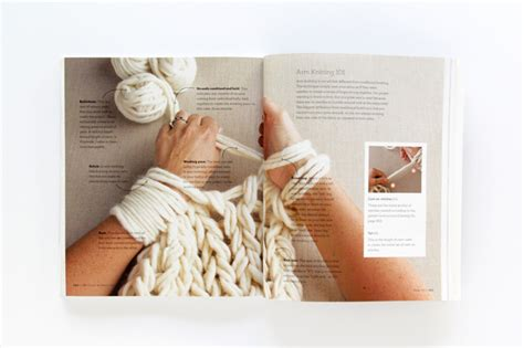 how to knit without needles knitting without needles