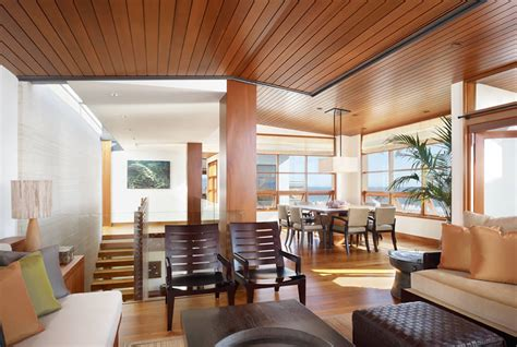 interior wood designs modern outlook of tropical house interior wood