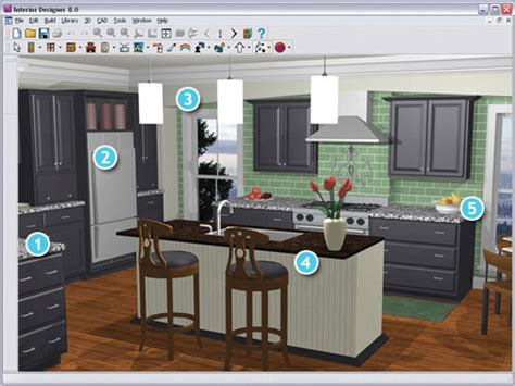 Online Kitchen Designer Tool 4 kitchen design software free to use modern kitchens