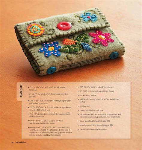 wool craft projects recycled sweater wallet lovely handmade things