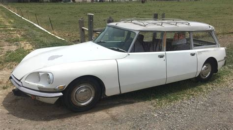 Citroen Ds21 by Farm Find 1972 Citroen Ds21 Estate