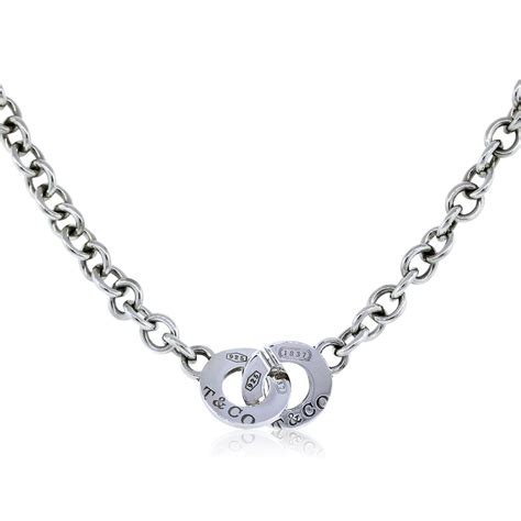 chain jewelry co sterling silver 1837 toggle chain necklace