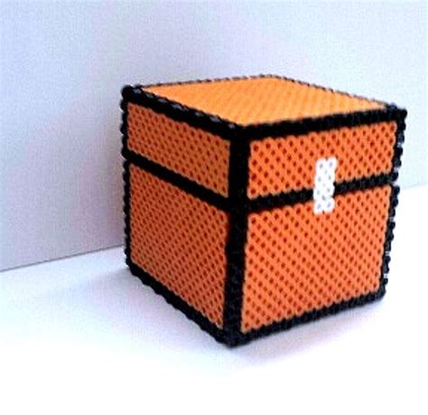 bead chest how to make a storage chest in minecraft woodworking