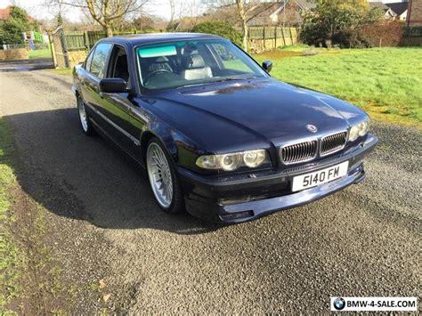 1999 Bmw 750il by 1999 Bmw 750il For Sale In United Kingdom
