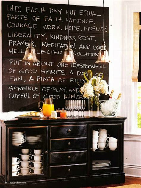 chalkboard paint ideas for bar 40 ideas to create the best coffee station decoholic