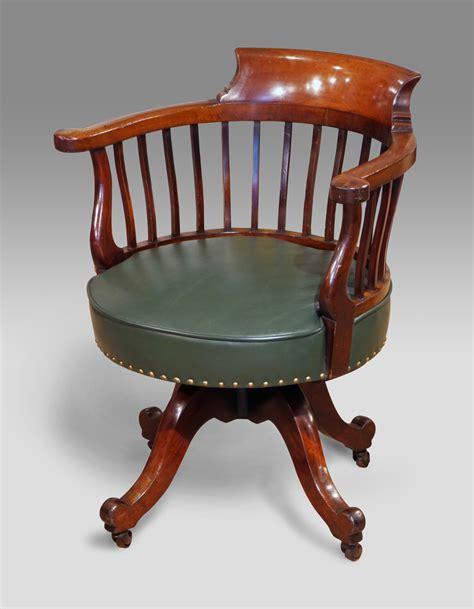 captains chairs swivel antique captains chair antique office chair antique